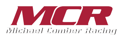 Michael Comber Racing Mazda Mx5 Mk1 Mk3 race team logo