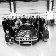 Michael Comber Racing Mazda Mx5 Mk1 end of 2019 race season photo shoot