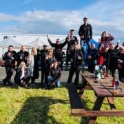 Michael Comber Racing Mazda Mx5 Mk1 Mk3 race team at Anglesey