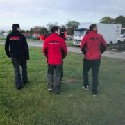 Michael Comber Racing Mazda Mx5 Mk1 Mk3 racewear for the team