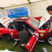 Michael Comber Racing Mazda Mx5 Mk1 Mk3 race engineers