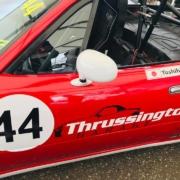 Michael Comber Racing Mazda Mx5 Mk1 racer Yoshi Ito