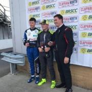 Michael Comber Racing Mazda Mx5 Mk1 race winner Charlie Mugglestone