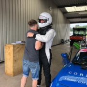 Michael Comber Racing Mazda Mx5 Mk1 Mk3 race team hugs