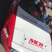 Michael Comber Racing Mazda Mx5 Mk1 race car
