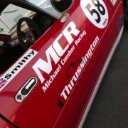 Michael Comber Racing Mazda Mx5 Mk1 race car number 58